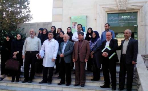 The Iranian Cancer Research Center joins BIG