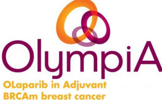 OlympiA results show olaparib for BRCA 1/2 mutated & high-risk early breast cancer reduced recurrence risk by 42%