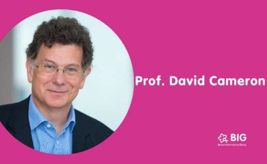 Interview with Prof David Cameron on Aron Goldhirsch's legacy